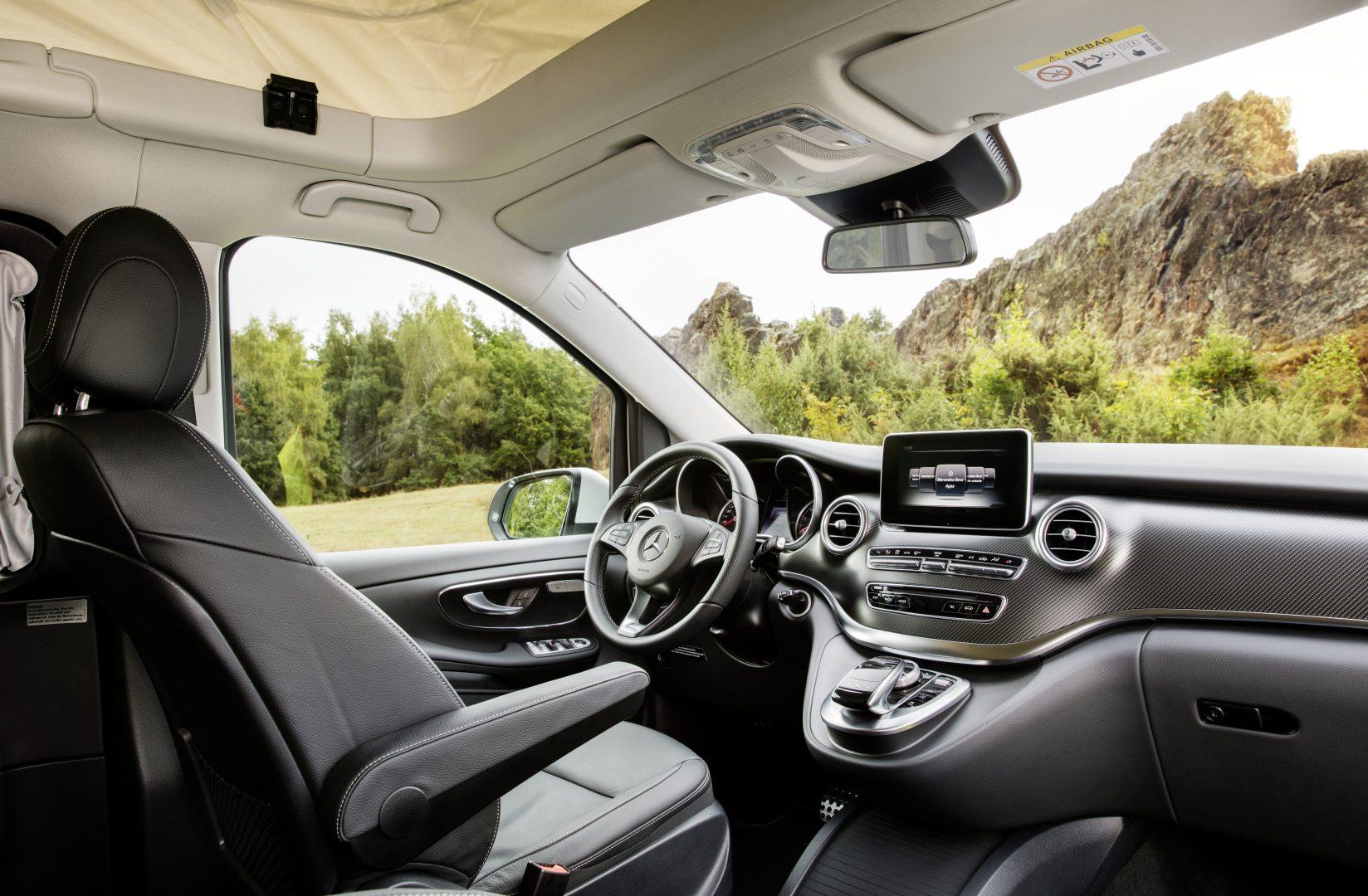 Mercedes-Benz Marco Polo HORIZONMercedes-Benz Marco Polo HORIZON