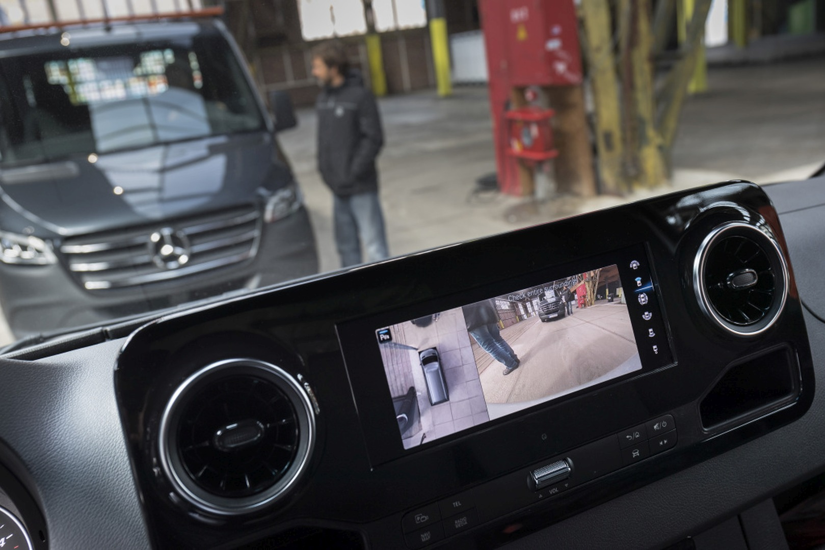 Pressefahrvorstellung Mercedes-Benz Sprinter, Amsterdam 2018Press test drive Mercedes-Benz Sprinter, Amsterdam 2018