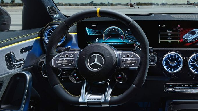 Mercedes CLA 45