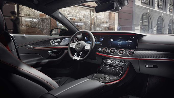 cls coupe 53