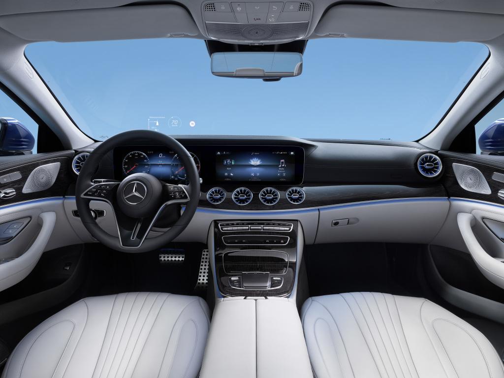 Mercedes-Benz CLS CoupéMercedes-Benz CLS Coupé
